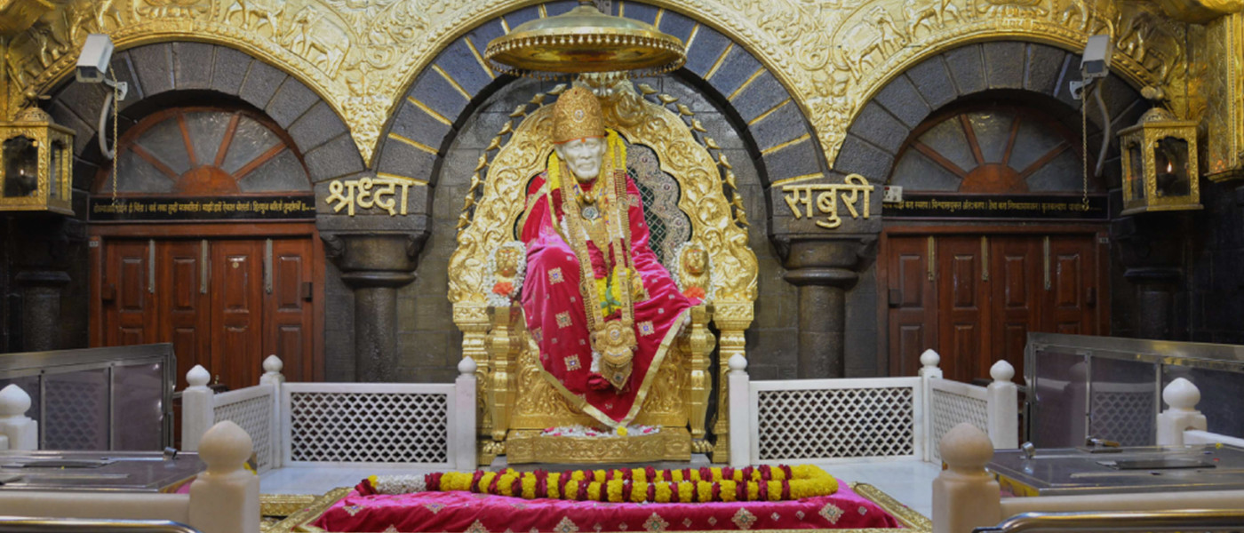 Shirdi package from Bangalore via Mumbai