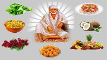 7 things that can be offer to Sai Baba.