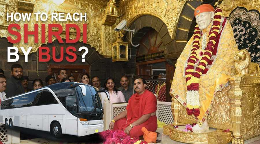 How to Reach Shirdi from Bangalore by bus | Shirdi Bus Tour