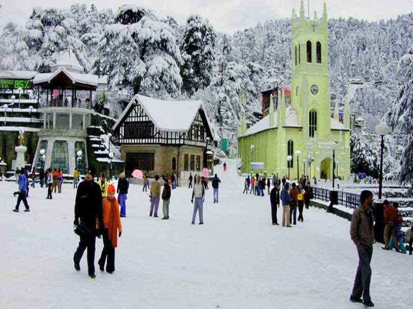 Shimla Manali Package