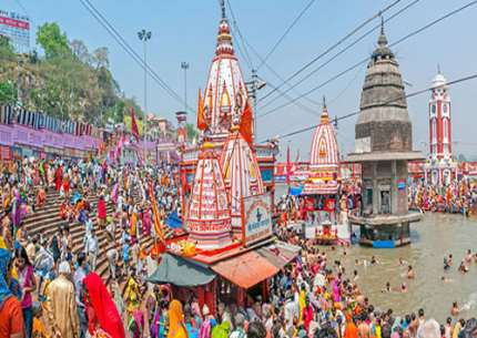 Haridwar Rishikesh Package